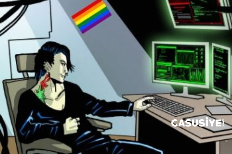 Siber Can Hacker Hikayesi